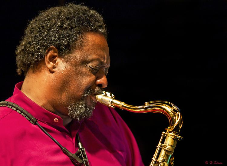 Chico Freeman Chico Freeman Bild amp Foto von Herbert W Klaas aus Jazz