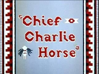 Chief Charlie Horse movie poster