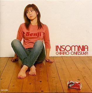 Chihiro Onitsuka Insomnia Chihiro Onitsuka album Wikipedia