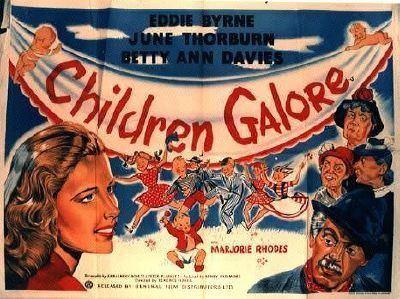 Children Galore Children Galore 1955 DVD Eddie Byrne June Thorburn