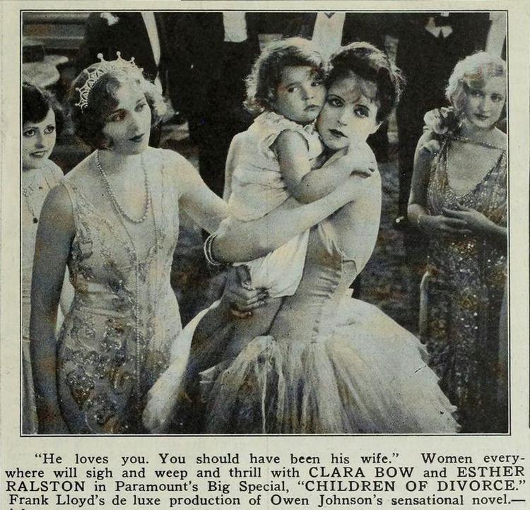 Children of Divorce (1927 film) Children of Divorce 1927 film Alchetron the free social
