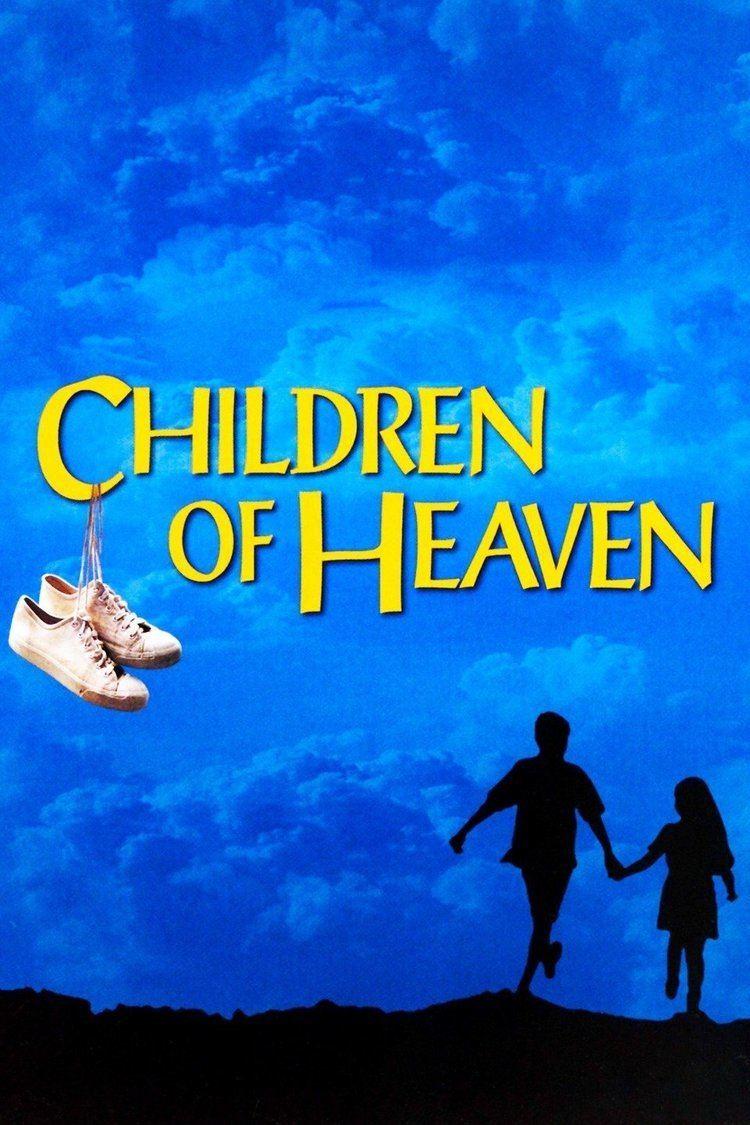 Children of Heaven wwwgstaticcomtvthumbmovieposters66060p66060