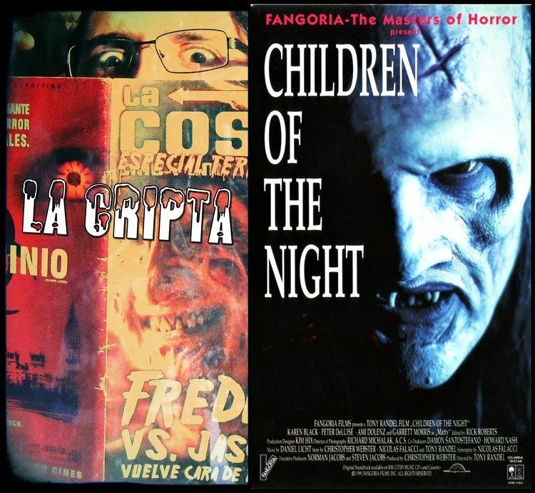 Children of the Night (1991 film) La Cripta Children Of The Night 1991 YouTube