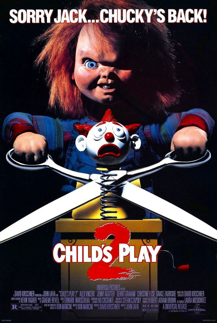 Child's Play (1954 film) Childs Play That Was A Bit Mental