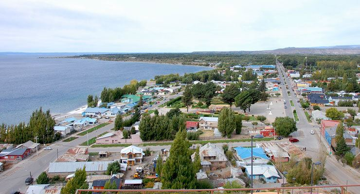 Chile Chico Chile Chico Lago G Carrera Winter 2017 Hotels and tourism in