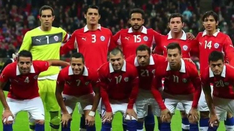 Chile national football team FIFA World Cup 2014 Chile National Football Team Group B YouTube