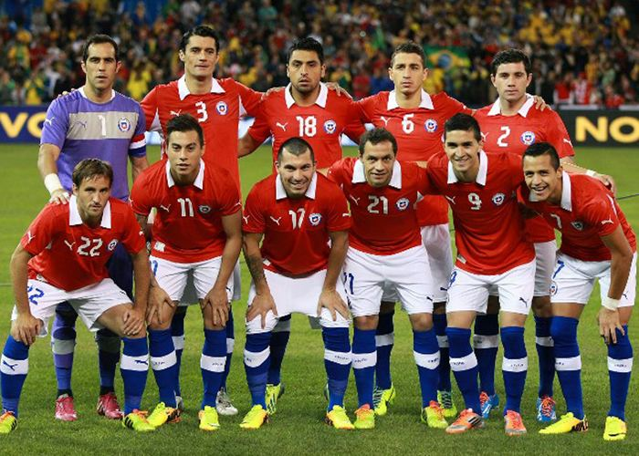 Chile national football team A friendly between the national teams of Chile and Romania has been