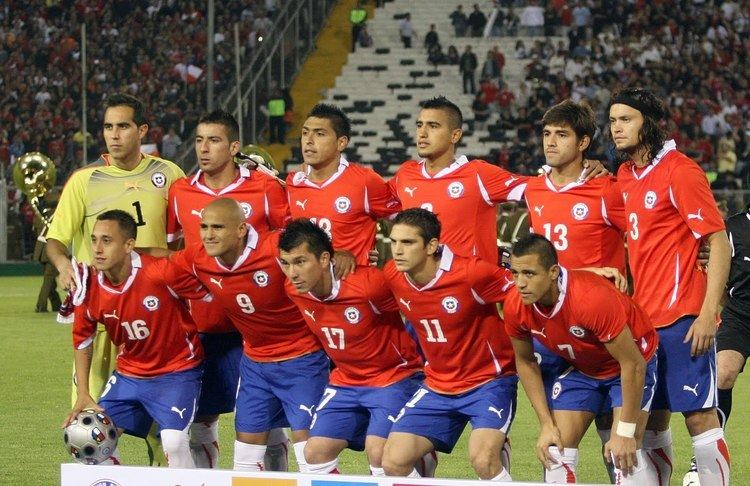 Chile national football team Chile Soccer Players the chilean national football team represents