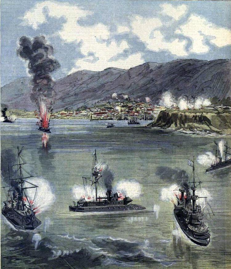 Chilean Civil War of 1891 httpsuploadwikimediaorgwikipediacommonsbb