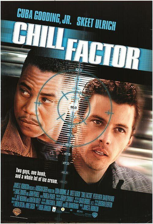 Chill Factor (film) Chill Factor movie posters at movie poster warehouse moviepostercom