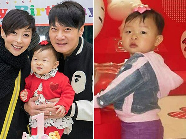 Chin Ka-lok What people said about Angela Tong39s daughter Alyssa How