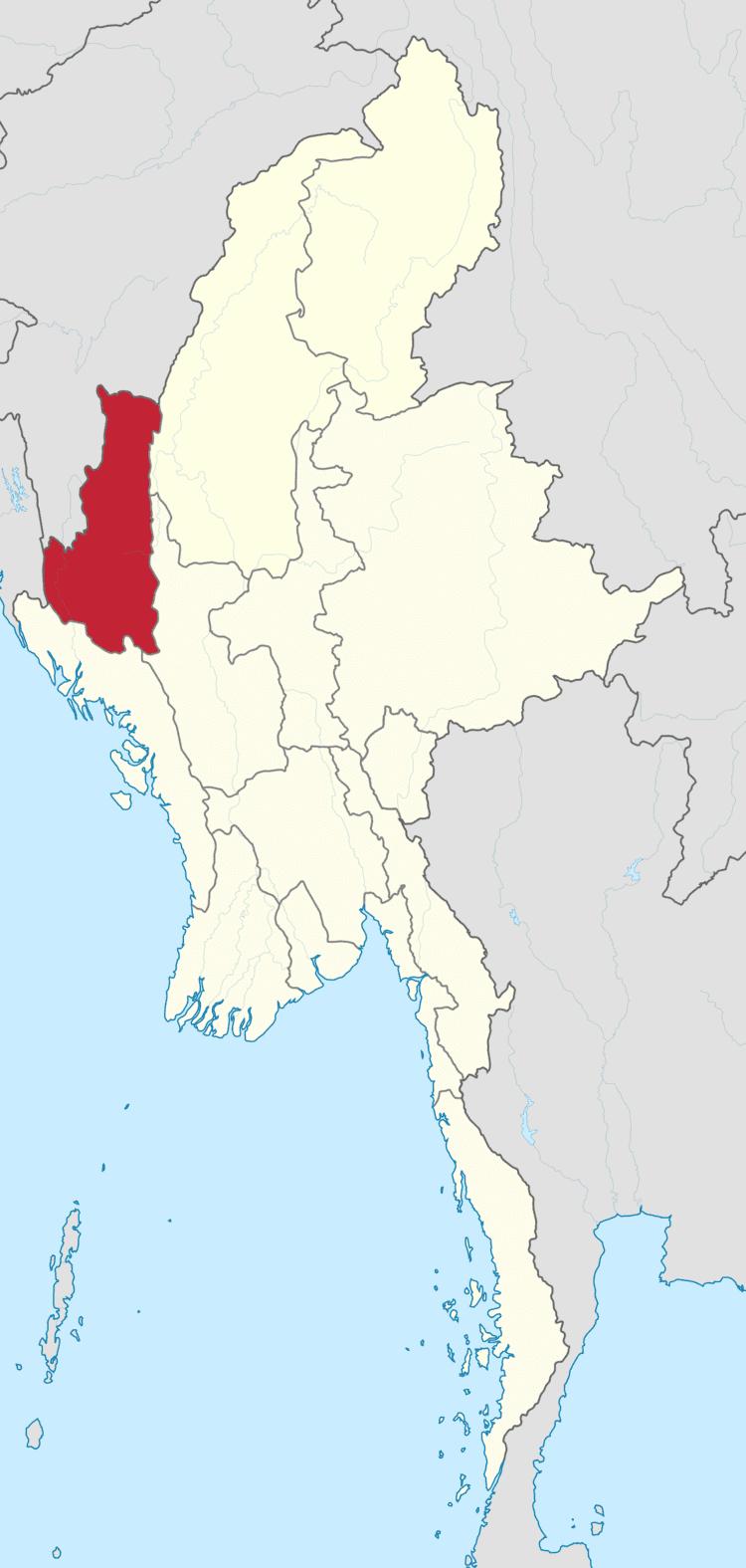 Chin State Wikipedia