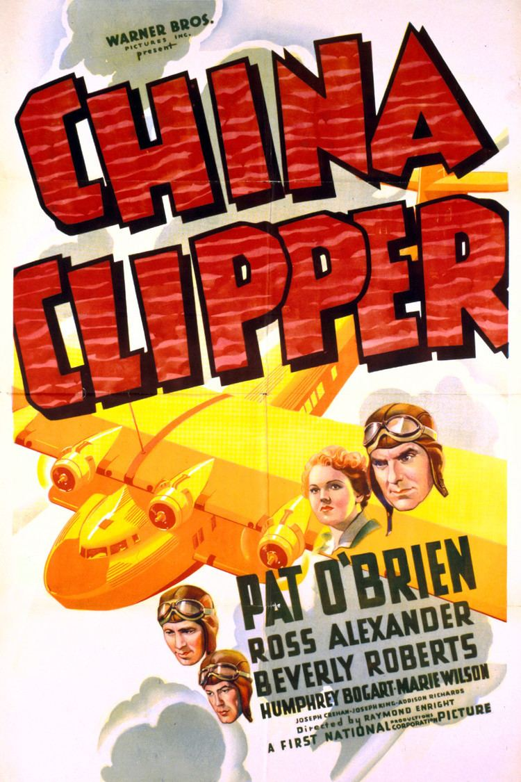 China Clipper (1936 film) wwwgstaticcomtvthumbmovieposters1161p1161p