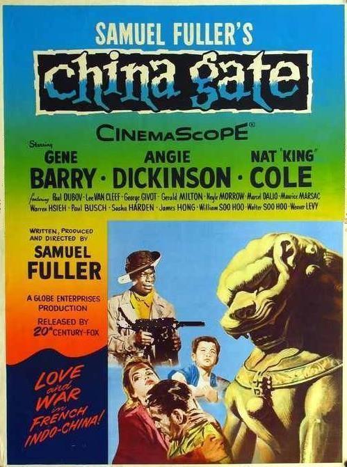 China Gate (1957 film) du film China gate
