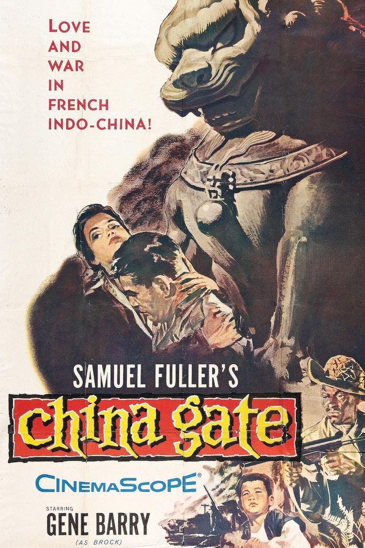 China Gate (1957 film) wwwgstaticcomtvthumbmovieposters1938p1938p