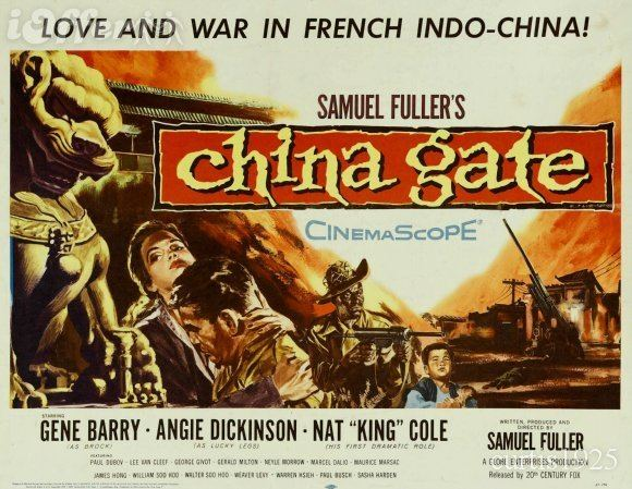 China Gate (1957 film) Complete Classic Movie China Gate 1957 Independent Film News