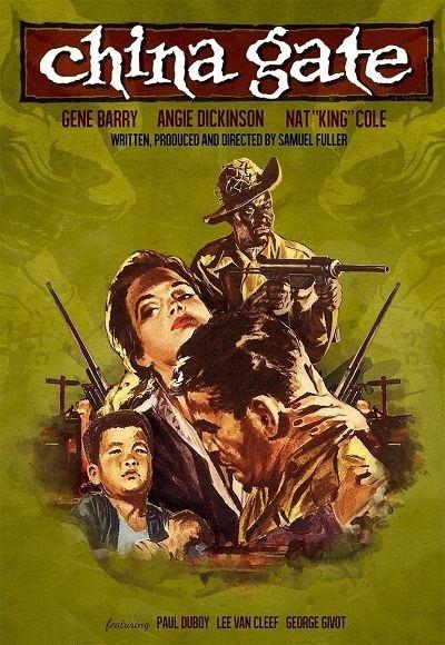 China Gate (1957 film) China Gate 1957