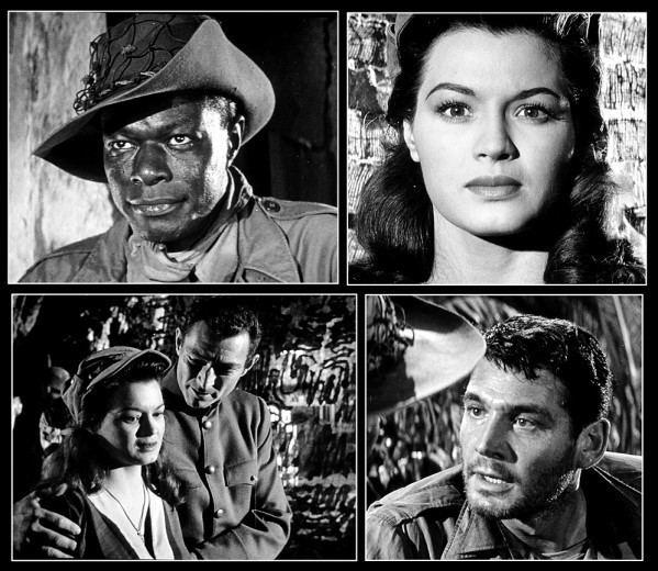 China Gate (1957 film) CHINA GATE 1957 Le blog du West lOuest le vrai