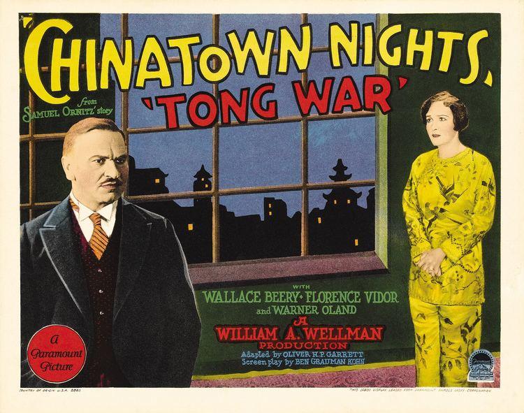 Chinatown Nights (1929 film) Chinatown Nights 1929