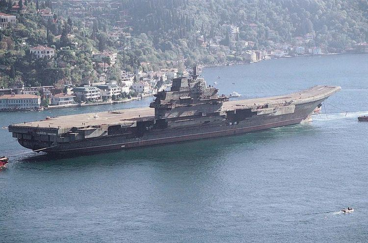Chinese aircraft carrier programme