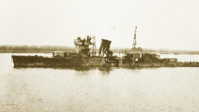 Chinese cruiser Ping Hai Peaceful Seas The End of the Chinese Navy 1937 Pacific Eagles