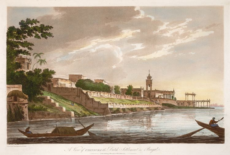 Chinsurah in the past, History of Chinsurah