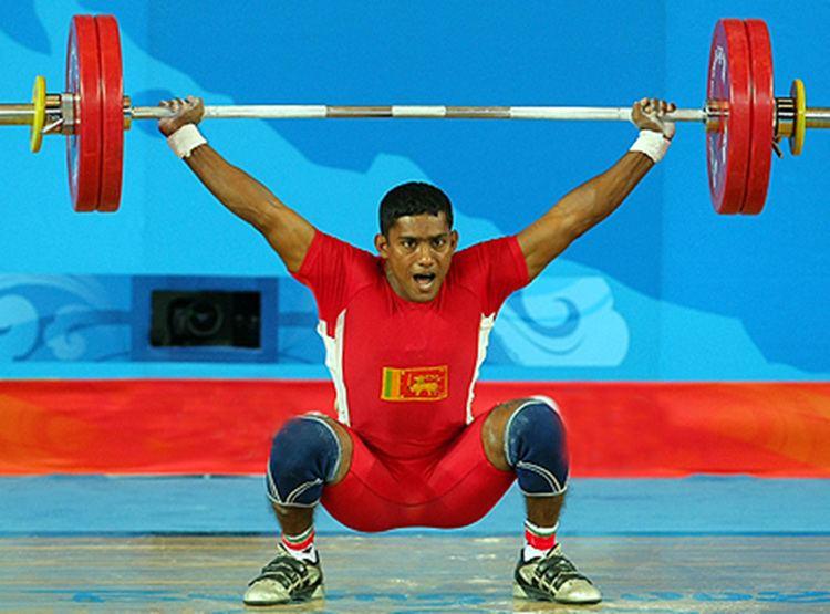 Chinthana Vidanage Quick chat with our weight Lift Hero Chinthana Vidanage