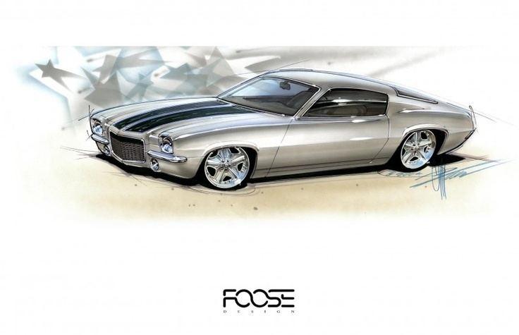 Chip Foose Chip Foose Art on Pinterest Chip Foose Display and Sketches