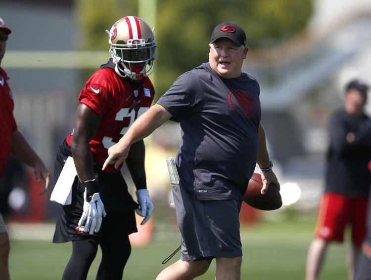 Chip Kelly 49ers Chip Kellys NFL questionnaire reveals his offfield vices