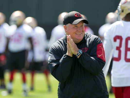 Chip Kelly 49ers offseason report Chip Kelly looks to apply lessons learned in