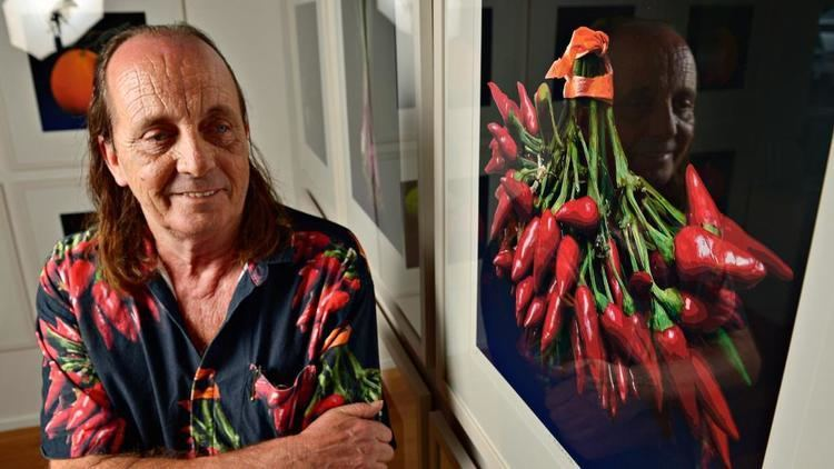 Chips Mackinolty Chips Mackinolty brings exhibition The Wealth of the Land to Darwin