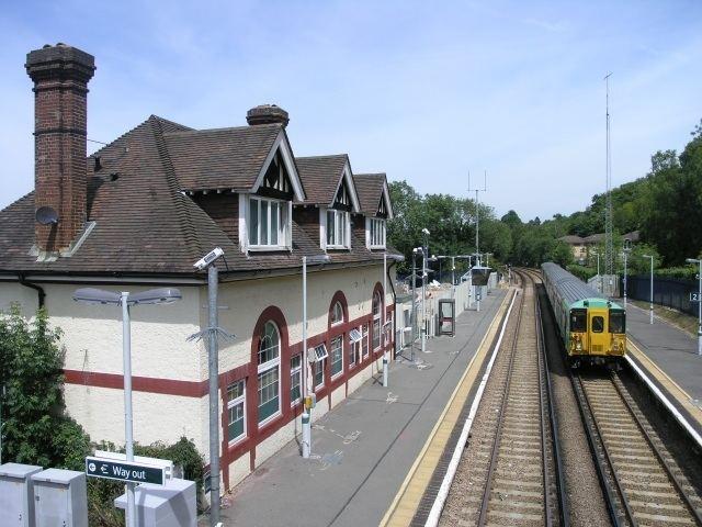 Chipstead railway station