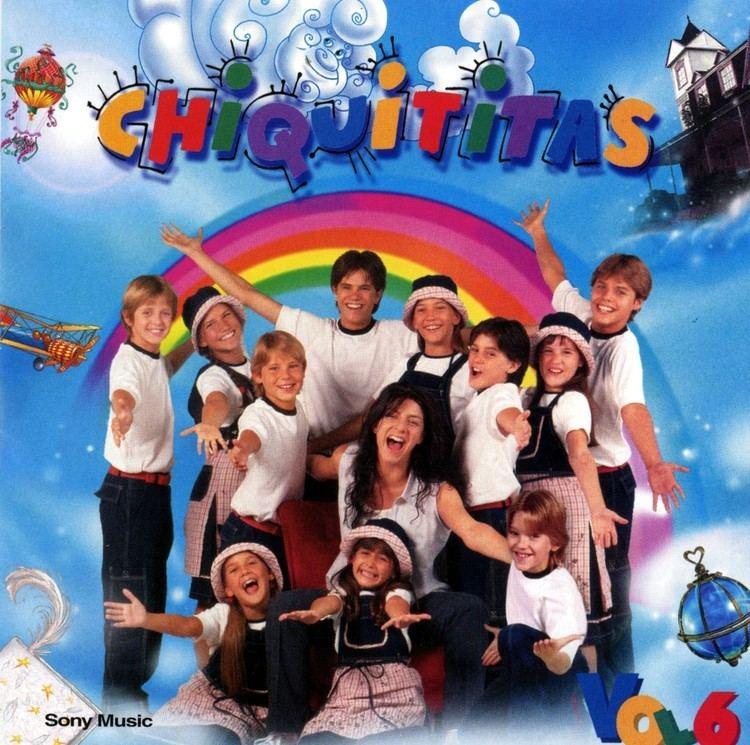 Chiquititas Chiquititas album Chiquititas kids39music