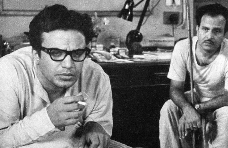 Chiriyakhana Satyajit Ray series 8 Chiriyakhana The Zoo 1967 Projected