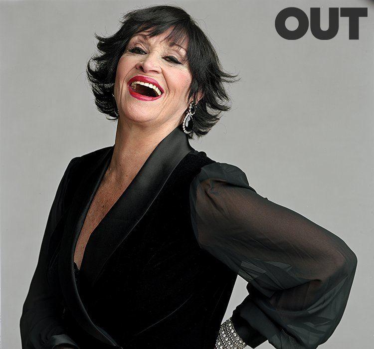 Chita Rivera Looking Ahead with Chita Rivera Out Magazine
