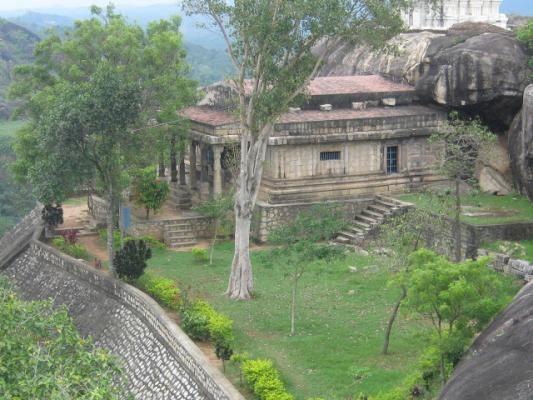 Chitharal Jain Monuments Chitharal Jain Monuments