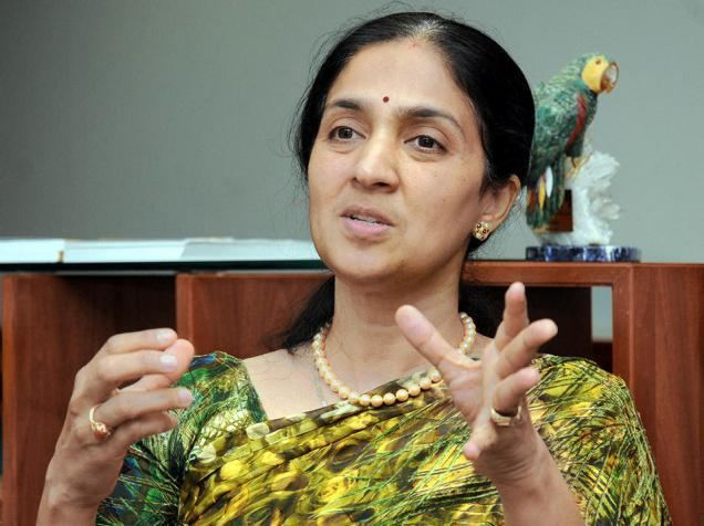 Chitra Ramkrishna Chitra Ramkrishna to take over as NSE chief today