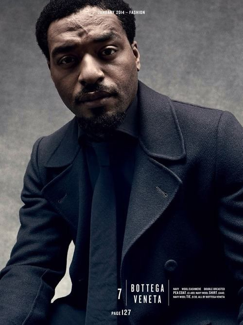 Chiwetel Ejiofor Chiwetel Ejiofor WINS Best Actor at the 2014 BAFTAS Watch his