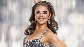Chloe Hewitt BBC One Strictly Come Dancing Chloe Hewitt