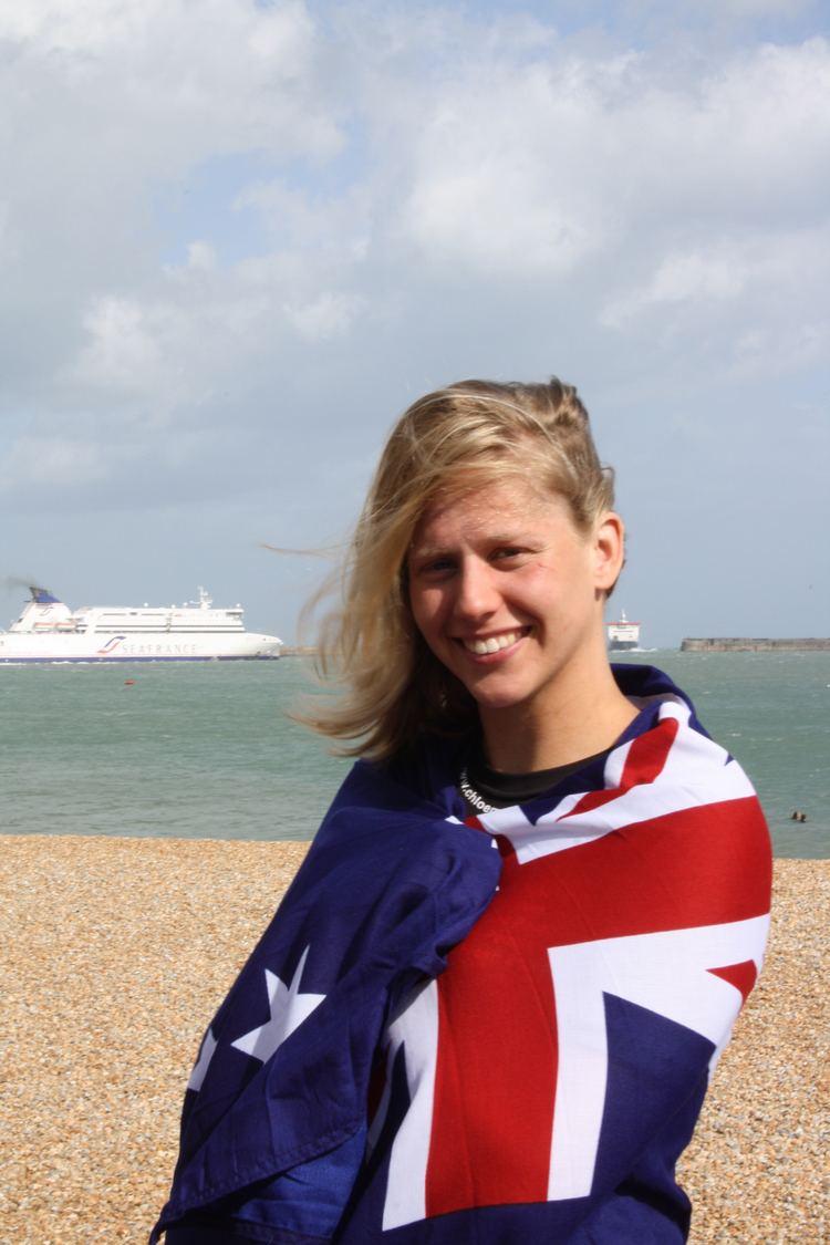 Chloe McCardel chloemccardel 30 Swimming World News