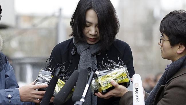 Cho Hyun Korea Air Heiress Cho Hyun Ah Claims Terminal Confusion in Nut Rage