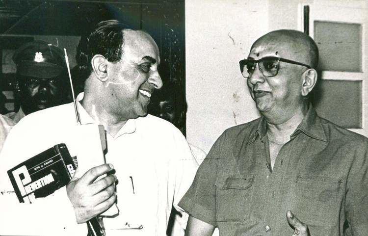 Cho Ramaswamy The many shades of Cho Ramaswamy actor writer and political