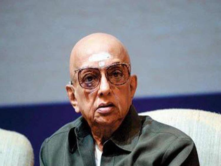Cho Ramaswamy Cho Ramaswamy passes away aged 82 Times of India