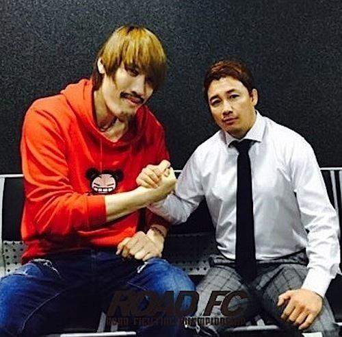 Choi Hong-man ROAD FC makes it a PRIDE trifecta with Choi HongMan the