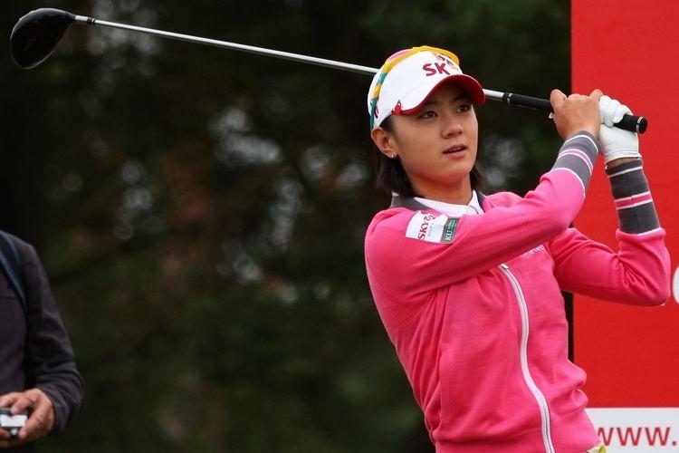 Choi Na-yeon File2011 Women39s British Open Choi Na Yeon 7jpg