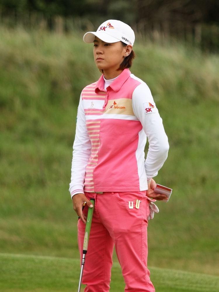 Choi Na-yeon File2010 Women39s British Open Choi Na Yeon 4jpg