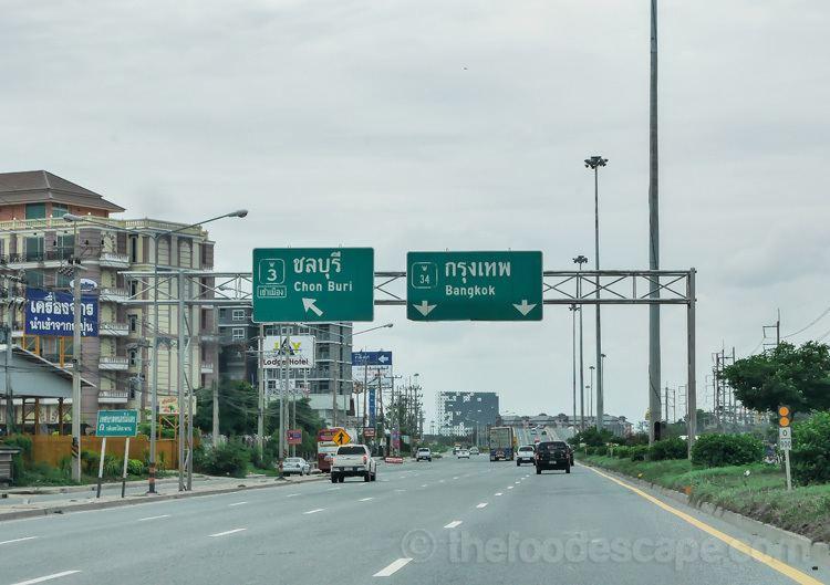 Chonburi (city) THAILAND Chonburi Ang Sila 1 Day Trip FOOD ESCAPE INDONESIAN