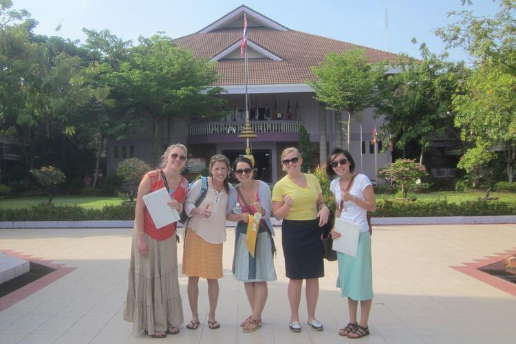 Chonburi (city) Chonburi City Life Unthaied Untangled