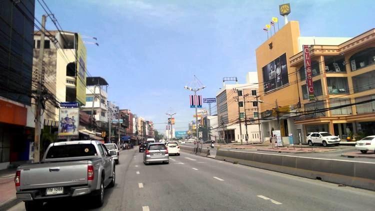 Chonburi (city) Chonburi city YouTube