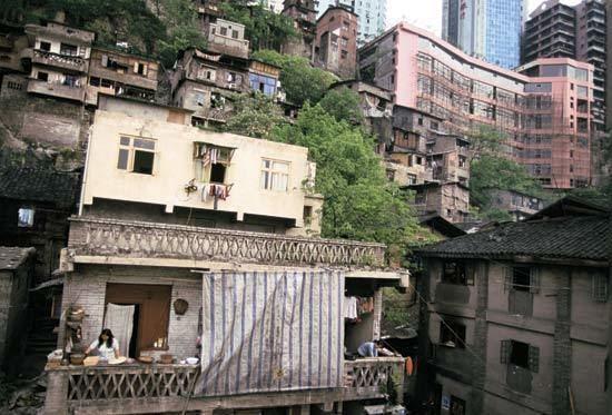 Chongqing in the past, History of Chongqing
